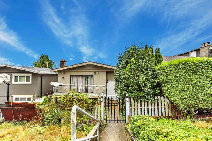 4890 UNION STREET - Brentwood Park House/Single Family for sale, 7 Bedrooms (R2501343)