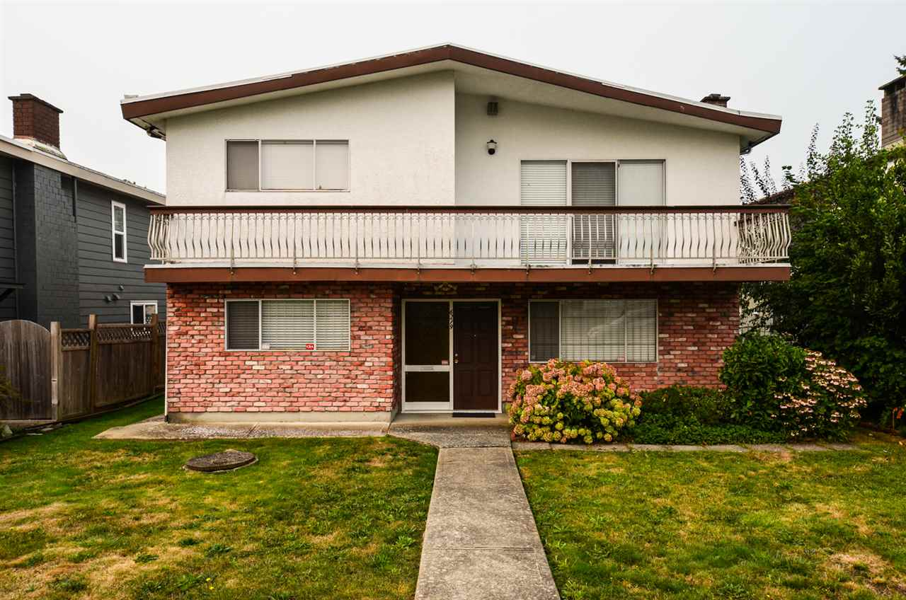 6219 ELGIN STREET - South Vancouver House/Single Family for sale, 4 Bedrooms (R2501350)