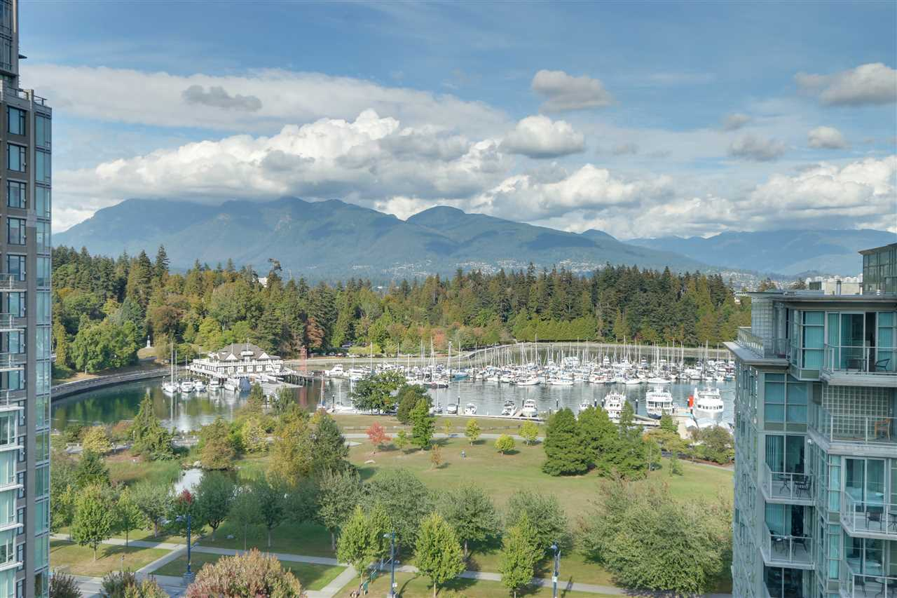 1301 1888 ALBERNI STREET - West End VW Apartment/Condo for sale, 2 Bedrooms (R2501388) - #1