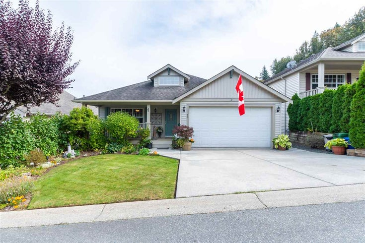 13 43875 CHILLIWACK MOUNTAIN ROAD - Chilliwack Mountain House/Single Family for sale, 2 Bedrooms (R2501398)