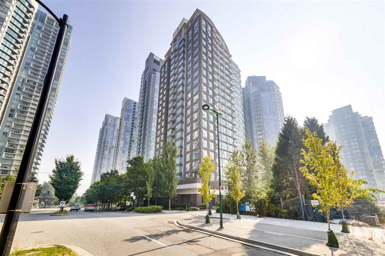 606 550 PACIFIC STREET - Yaletown Apartment/Condo for sale, 1 Bedroom (R2501409)