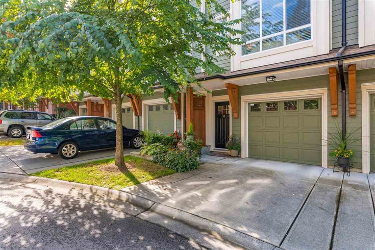 51 2929 156 STREET - Grandview Surrey Townhouse for sale, 2 Bedrooms (R2501425)