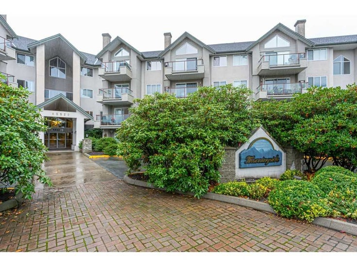 308 45520 KNIGHT ROAD - Sardis West Vedder Rd Apartment/Condo for sale, 2 Bedrooms (R2501428)
