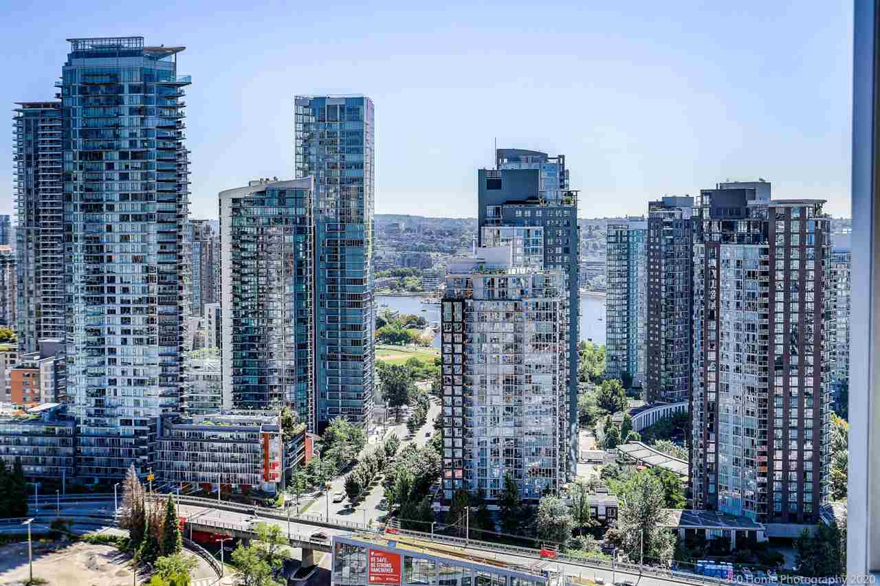 2702 1455 HOWE STREET - Yaletown Apartment/Condo for sale, 1 Bedroom (R2501433) - #1