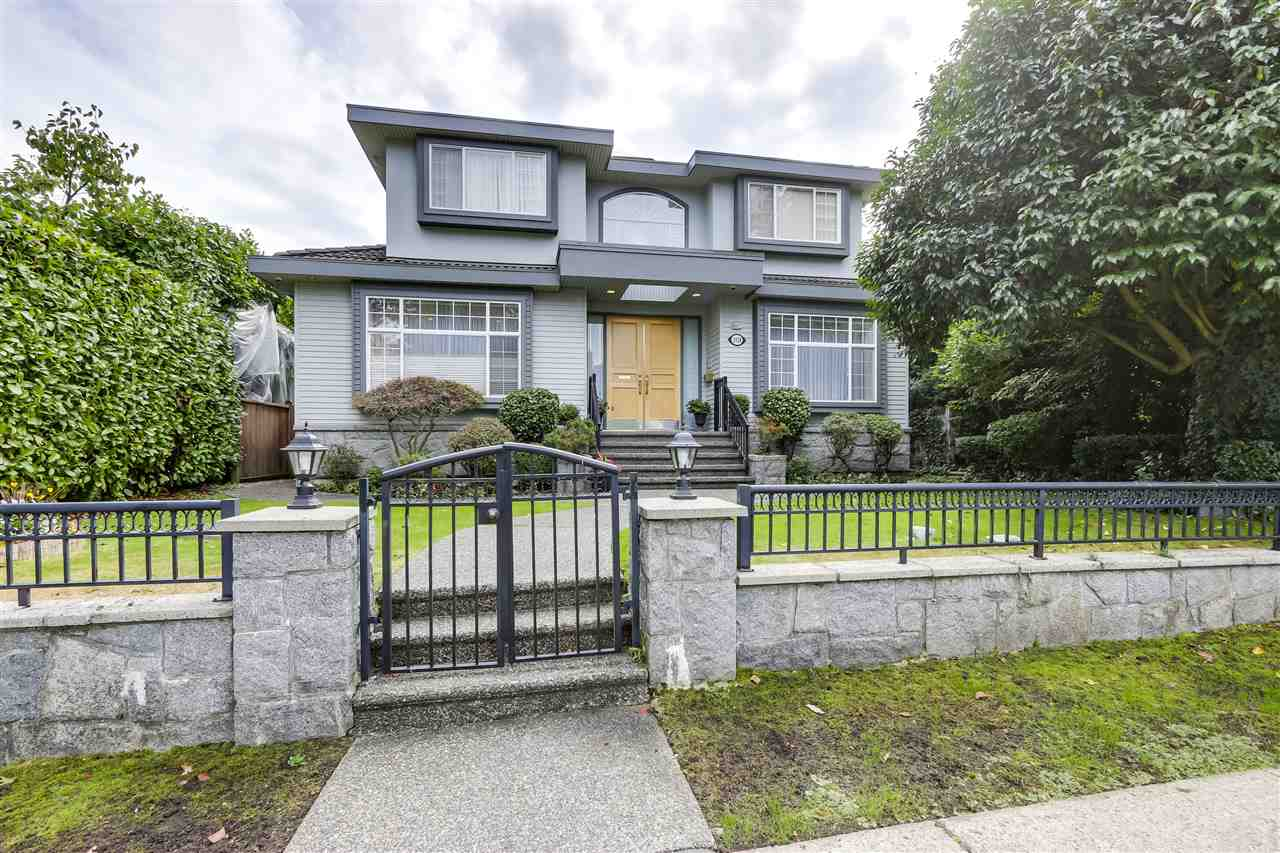 2928 W 37TH AVENUE - Kerrisdale House/Single Family for sale, 5 Bedrooms (R2501485)