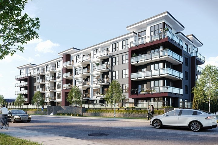 206 5485 BRYDON CRESCENT - Langley City Apartment/Condo for sale, 1 Bedroom (R2501547)