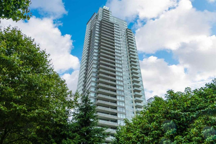 1001 4880 BENNETT STREET - Metrotown Apartment/Condo for sale, 2 Bedrooms (R2501581)