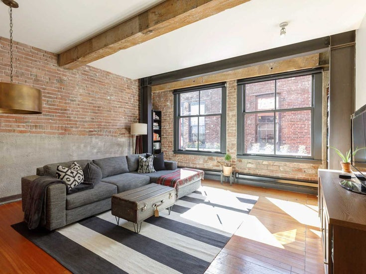 402 310 WATER STREET - Downtown VW Apartment/Condo for sale, 1 Bedroom (R2501607)