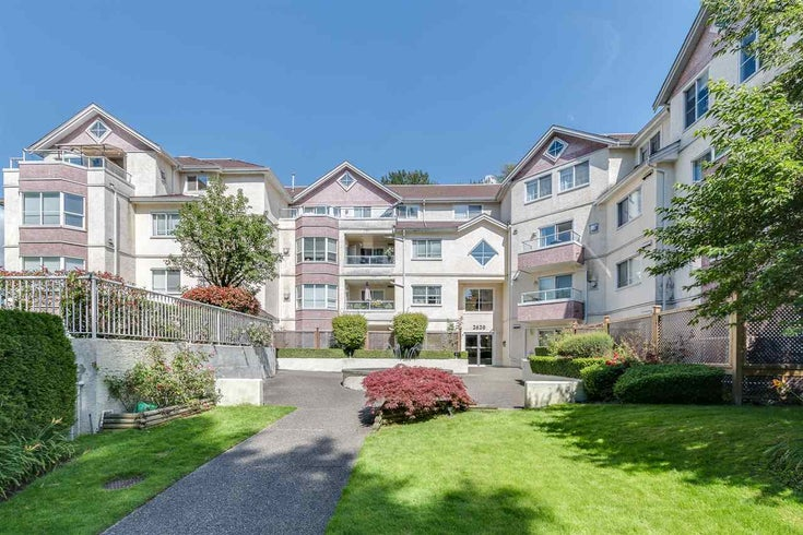 110 2620 JANE STREET - Central Pt Coquitlam Apartment/Condo for sale, 2 Bedrooms (R2501624)