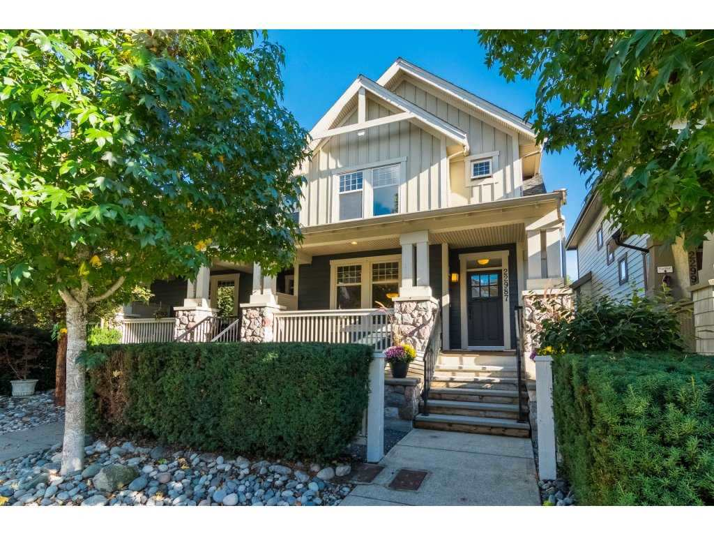 22987 BILLY BROWN ROAD - Fort Langley Row House (Non-Strata) for sale, 4 Bedrooms (R2501646) - #1