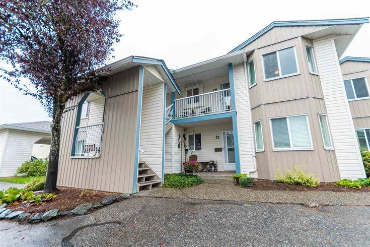 26 45435 KNIGHT ROAD - Sardis West Vedder Rd Townhouse for sale, 2 Bedrooms (R2501648)
