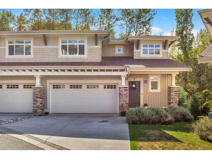 53 34230 ELMWOOD DRIVE - Central Abbotsford Townhouse for sale, 4 Bedrooms (R2501674)