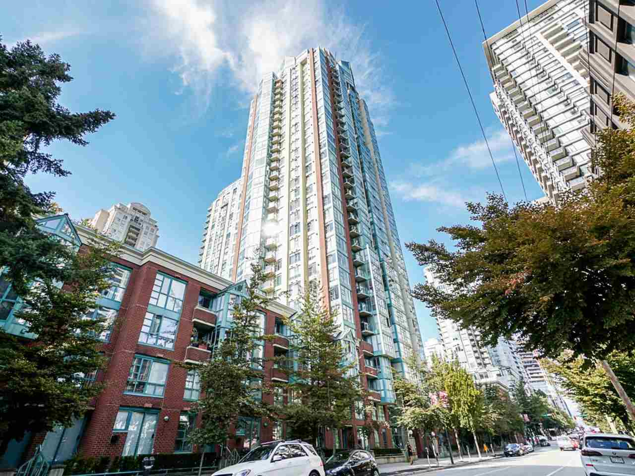 908 939 HOMER STREET - Yaletown Apartment/Condo for sale, 1 Bedroom (R2501686)