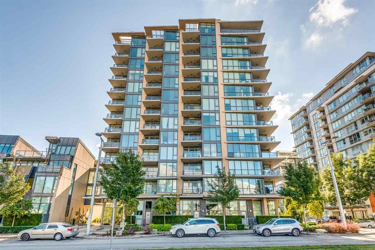 1101 288 W 1ST AVENUE - False Creek Apartment/Condo for sale, 1 Bedroom (R2501689)