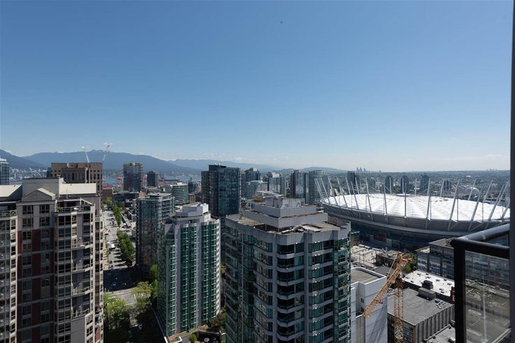 3401 909 MAINLAND STREET - Yaletown Apartment/Condo for sale, 1 Bedroom (R2501703)