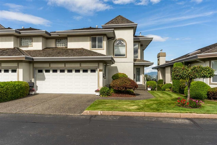33 31445 RIDGEVIEW DRIVE - Abbotsford West Townhouse for sale, 3 Bedrooms (R2501745)