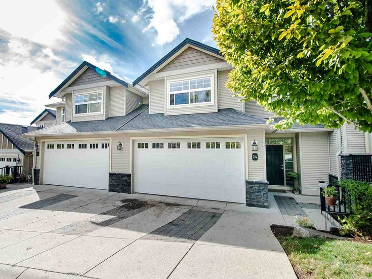 24 36260 MCKEE ROAD - Abbotsford East Townhouse for sale, 4 Bedrooms (R2501750)