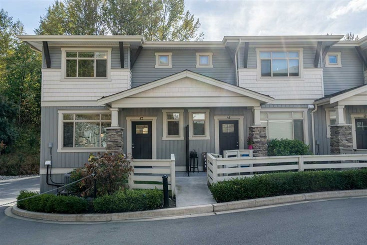 42 34230 ELMWOOD DRIVE - Central Abbotsford Townhouse for sale, 4 Bedrooms (R2501770)
