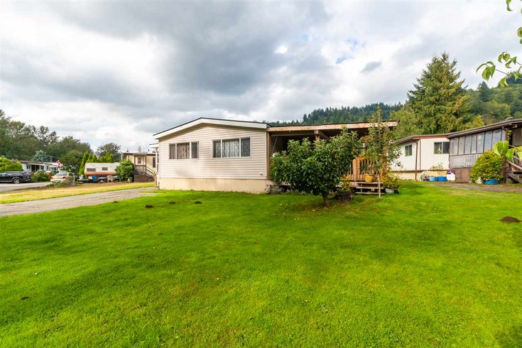 57 46484 CHILLIWACK LAKE ROAD - Chilliwack River Valley Manufactured for sale, 2 Bedrooms (R2501786)