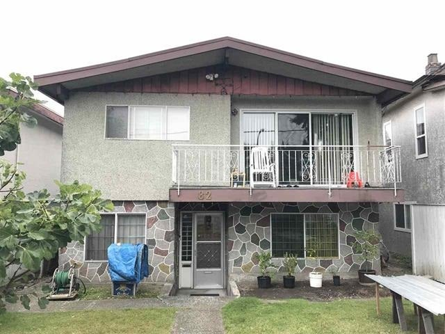 82 ONTARIO PLACE - South Vancouver House/Single Family for sale, 6 Bedrooms (R2501795)