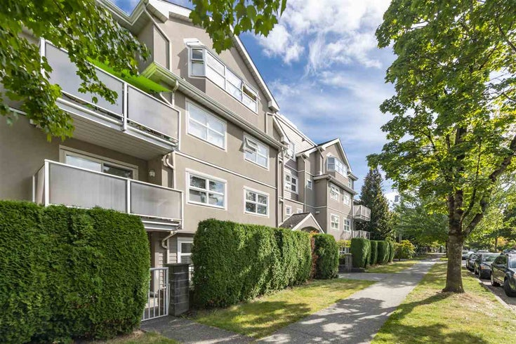 101 3008 WILLOW STREET - Fairview VW Apartment/Condo for sale, 2 Bedrooms (R2501832)