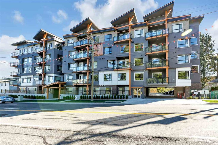 204 33568 GEORGE FERGUSON WAY - Central Abbotsford Apartment/Condo for sale, 2 Bedrooms (R2501845)