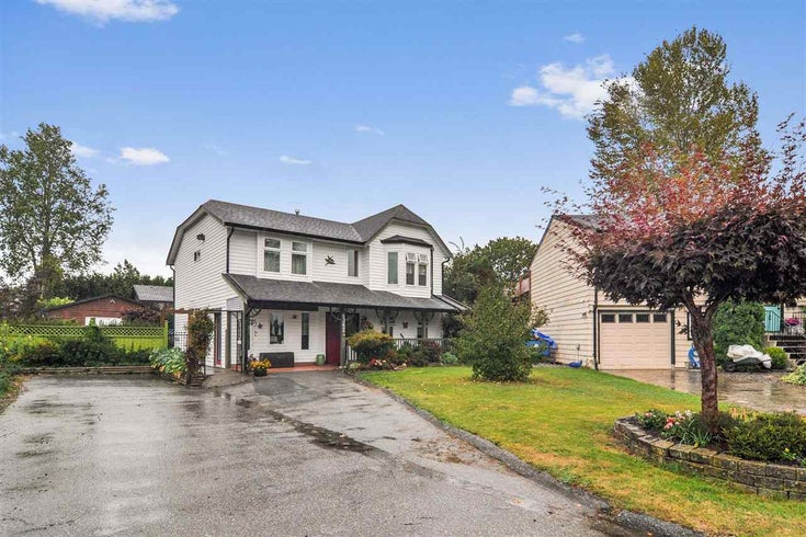 6362 CHARBRAY PLACE - Cloverdale BC House/Single Family for sale, 4 Bedrooms (R2501877)