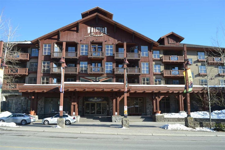 336 2036 LONDON LANE - Whistler Creek Apartment/Condo for sale, 1 Bedroom (R2501885)