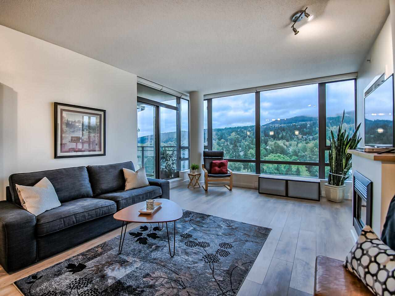 1107 110 BREW STREET - Port Moody Centre Apartment/Condo for sale, 2 Bedrooms (R2501918) - #1
