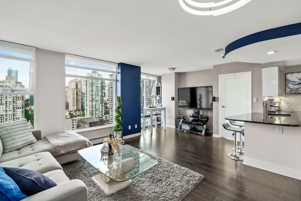 2501 1008 CAMBIE STREET - Yaletown Apartment/Condo for sale, 1 Bedroom (R2501949) - #1