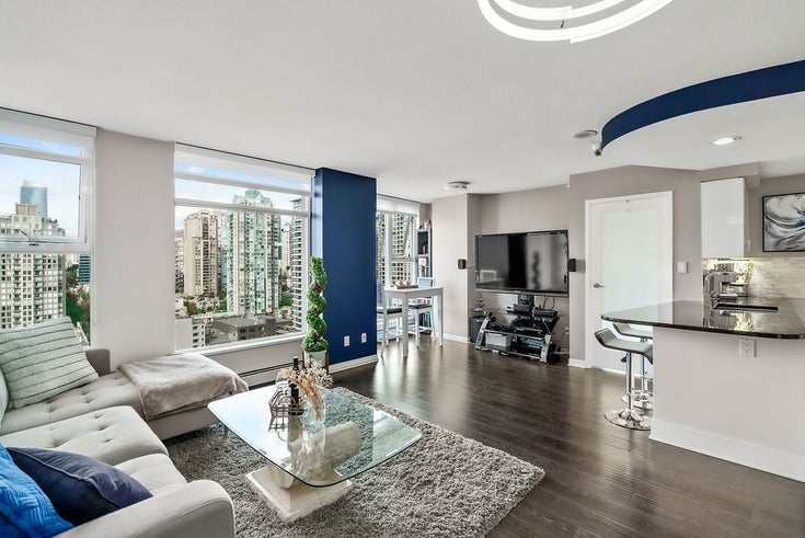 2501 1008 CAMBIE STREET - Yaletown Apartment/Condo for sale, 1 Bedroom (R2501949)