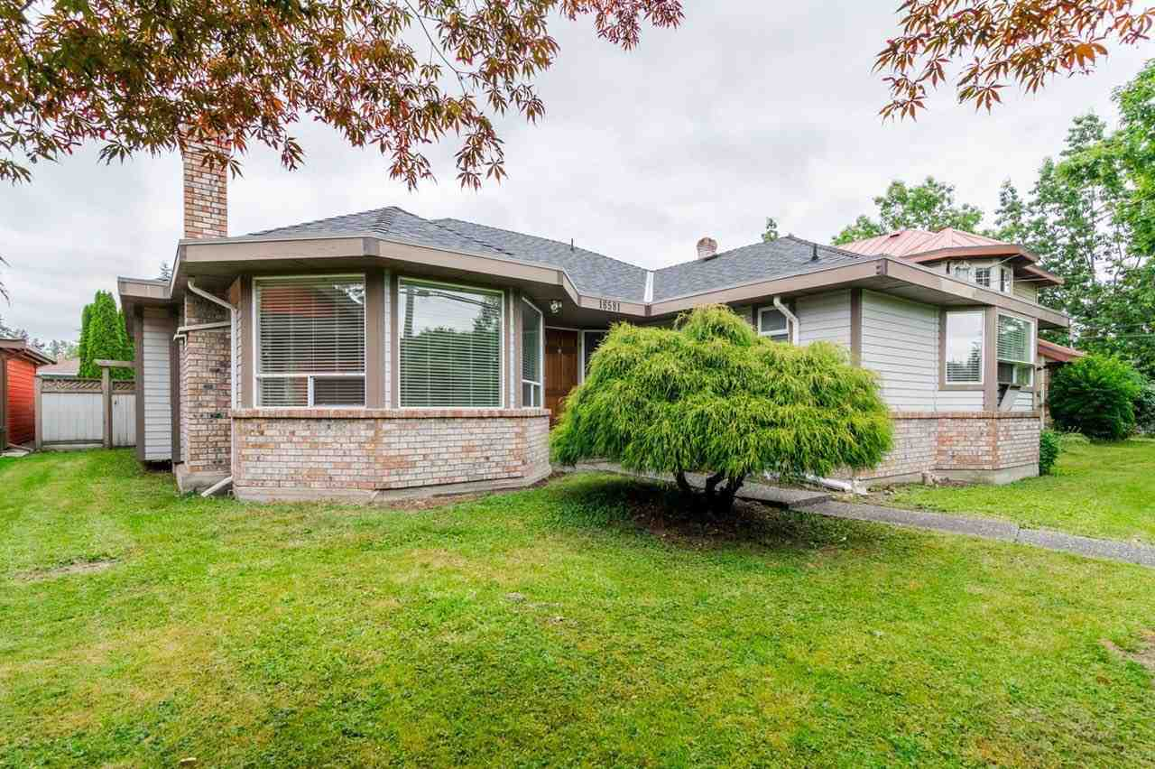 16581 104 AVENUE - Fraser Heights House/Single Family for sale, 3 Bedrooms (R2501988)