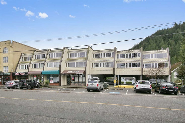 205 160 LILLOOET AVENUE - Harrison Hot Springs Apartment/Condo for sale, 2 Bedrooms (R2502050)