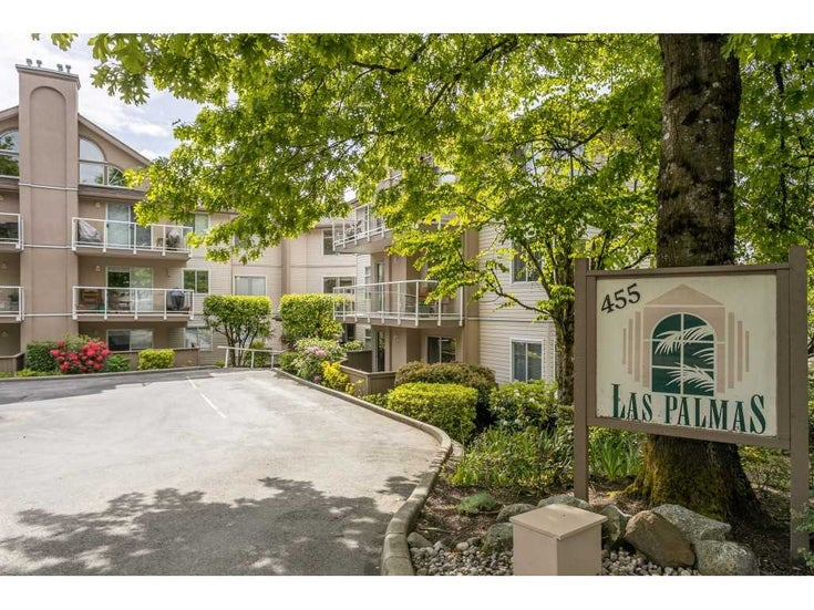 201 455 BROMLEY STREET - Coquitlam East Apartment/Condo for sale, 2 Bedrooms (R2502060)