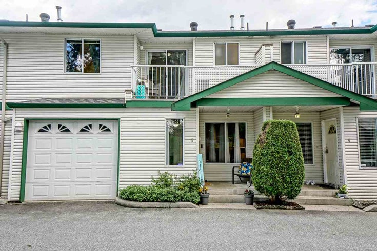 5 11875 210 STREET - Southwest Maple Ridge Townhouse for sale, 3 Bedrooms (R2502187)