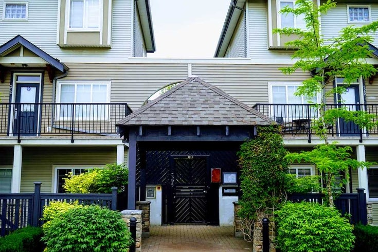 201 5211 IRMIN STREET - Metrotown Townhouse for sale, 2 Bedrooms (R2502191)