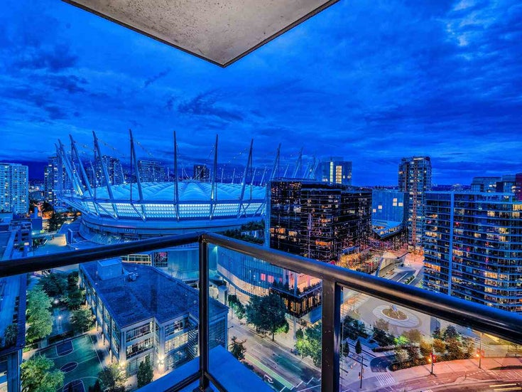 2502 928 BEATTY STREET - Yaletown Apartment/Condo for sale, 2 Bedrooms (R2502198)