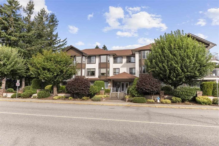 303 33375 MAYFAIR AVENUE - Central Abbotsford Apartment/Condo for sale, 2 Bedrooms (R2502228)