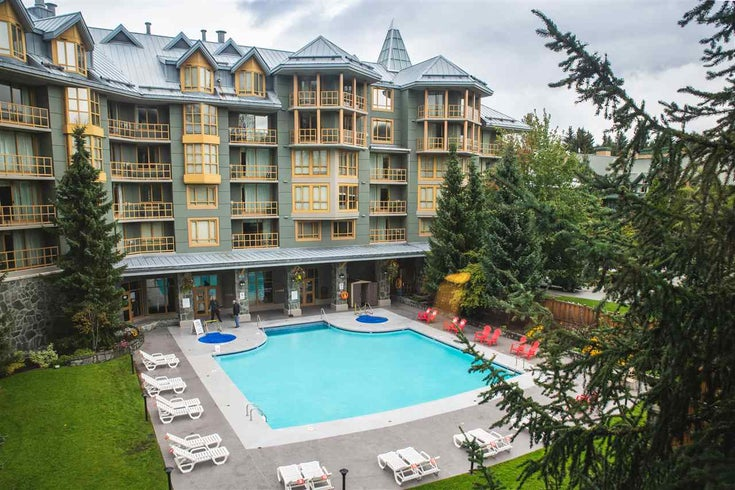 324 4315 NORTHLANDS BOULEVARD - Whistler Village Apartment/Condo for sale, 1 Bedroom (R2502277)