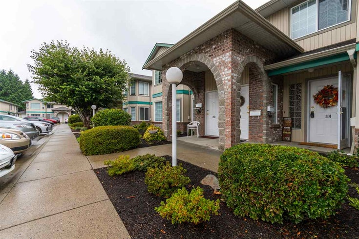 114 9855 QUARRY ROAD - Chilliwack N Yale-Well Apartment/Condo for sale, 2 Bedrooms (R2502279)
