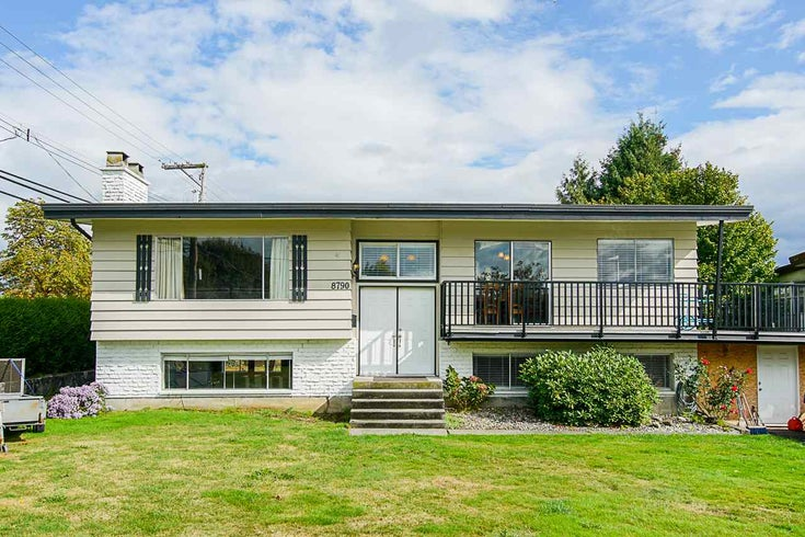 8790 ELM DRIVE - Chilliwack E Young-Yale House/Single Family for sale, 4 Bedrooms (R2502289)