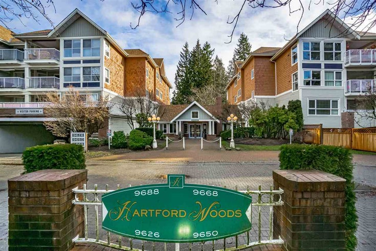 202 9668 148 STREET - Guildford Apartment/Condo for sale, 1 Bedroom (R2502389)