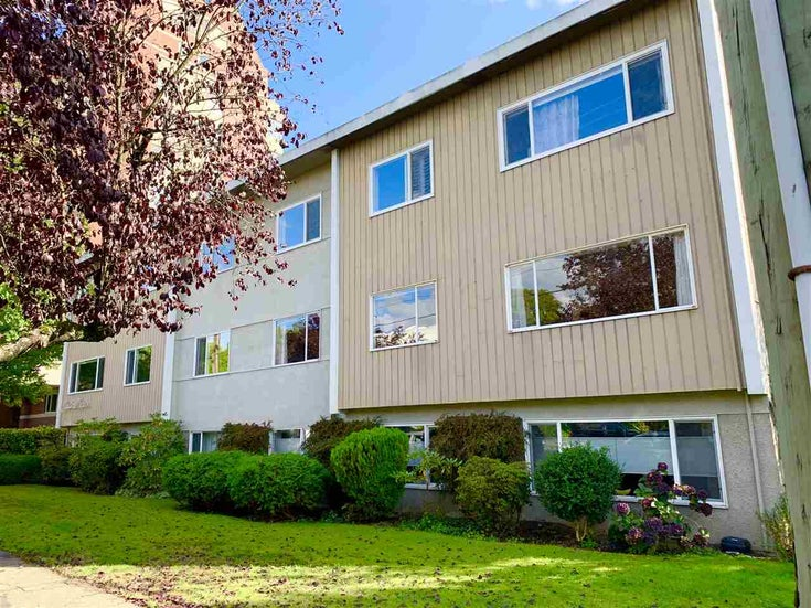 205 2146 W 43RD AVENUE - Kerrisdale Apartment/Condo for sale, 1 Bedroom (R2502390)