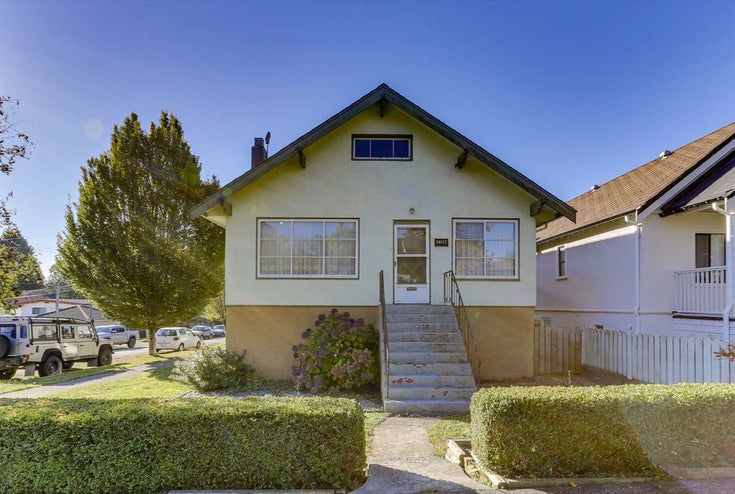 2196 E 4TH AVENUE - Grandview Woodland House/Single Family for sale, 7 Bedrooms (R2502409)
