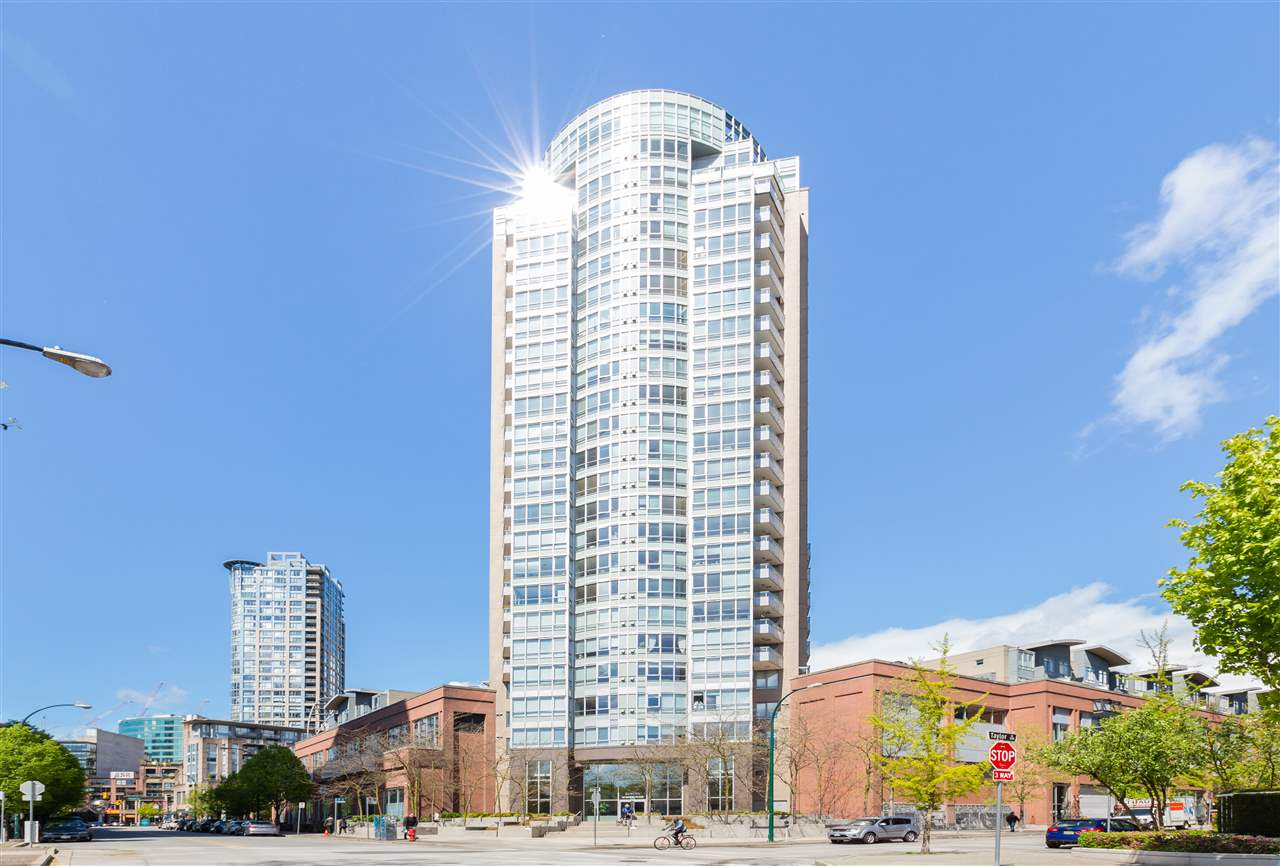 2001 63 KEEFER PLACE - Downtown VW Apartment/Condo for sale, 1 Bedroom (R2502410) - #1