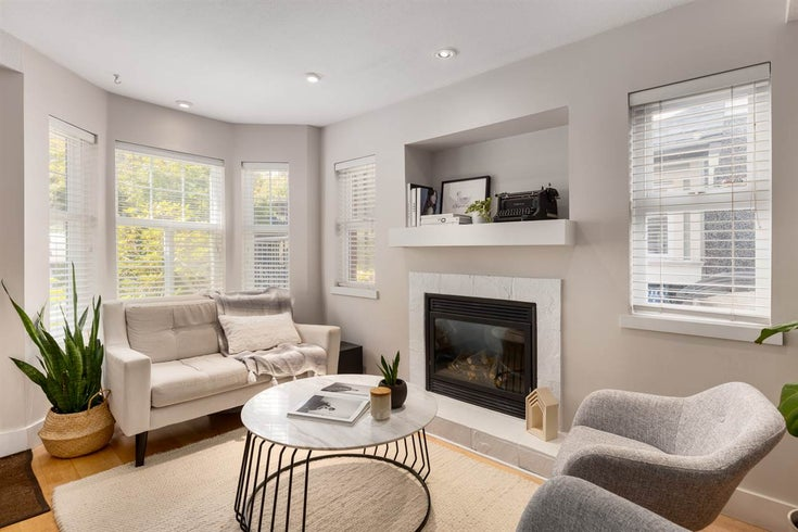 10 1642 E GEORGIA STREET - Hastings Townhouse for sale, 3 Bedrooms (R2502416)