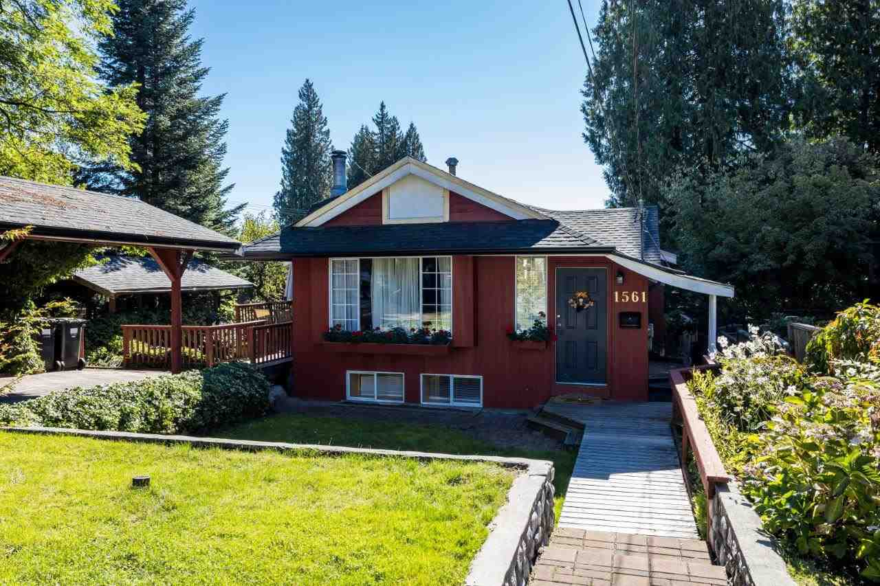 1561 DOVERCOURT ROAD - Lynn Valley House/Single Family for sale, 4 Bedrooms (R2502418)
