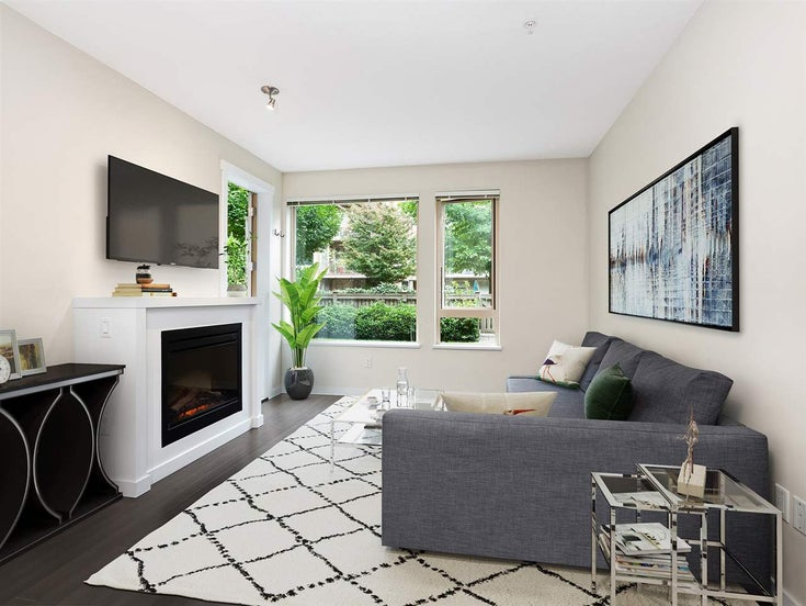 102 159 W 22ND STREET - Central Lonsdale Apartment/Condo for sale, 1 Bedroom (R2502448)