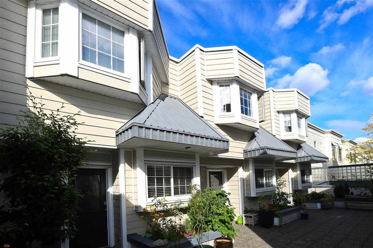 107 3753 W 10TH AVENUE - Point Grey Townhouse for sale, 2 Bedrooms (R2502450)