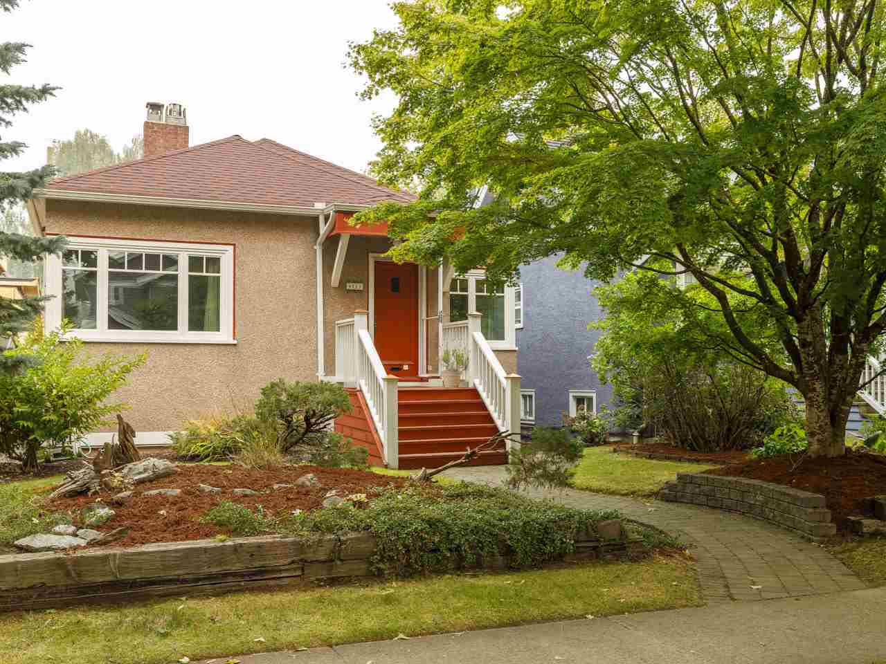 4243 W 15TH AVENUE - Point Grey House/Single Family for sale, 2 Bedrooms (R2502474)